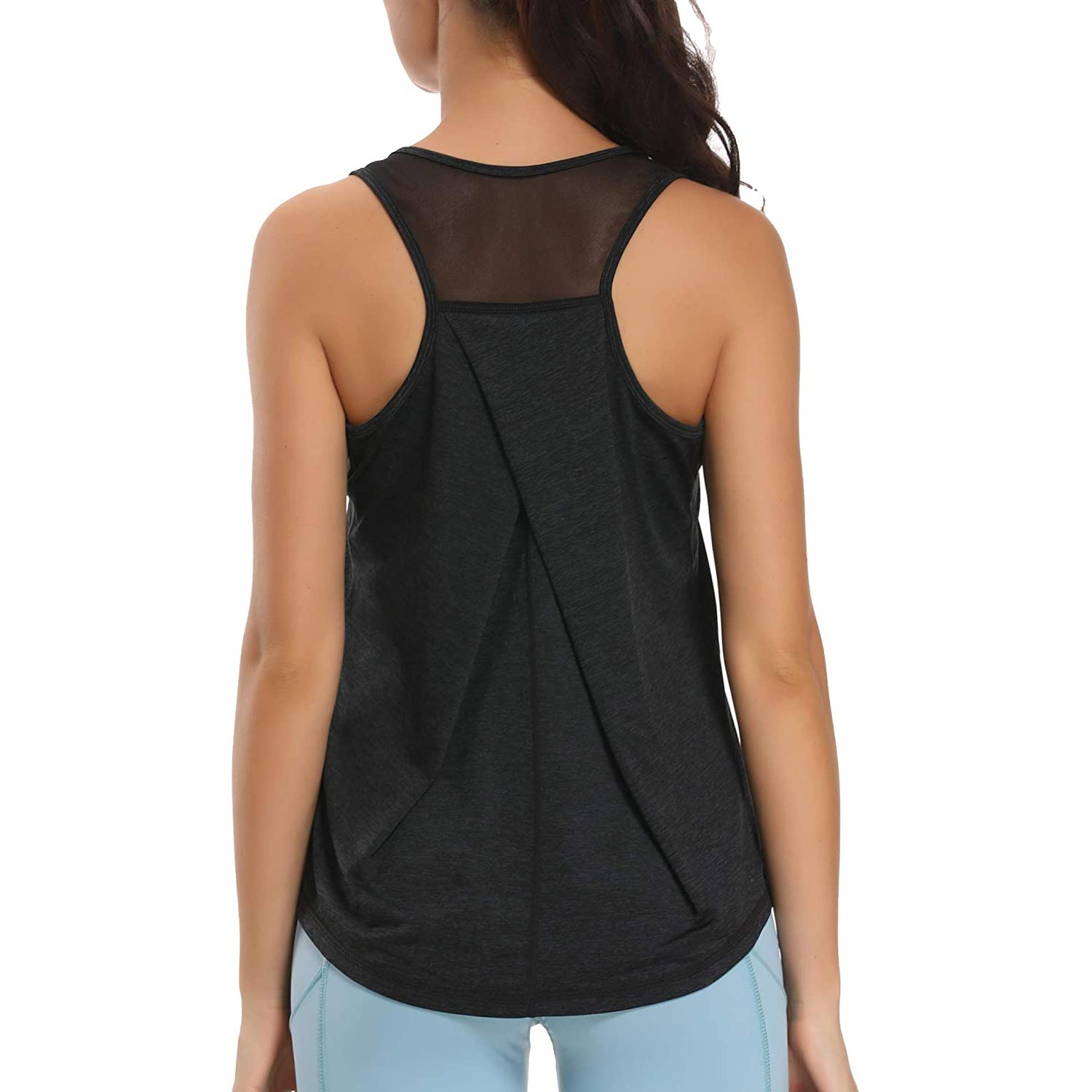 Women/'s Ideal Racerback Tank Any Witch Way You Like It
