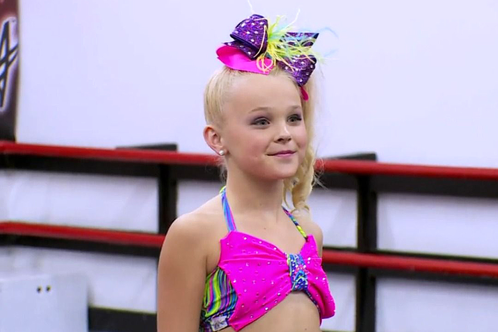 JoJo Siwa on Dance Moms, 2015