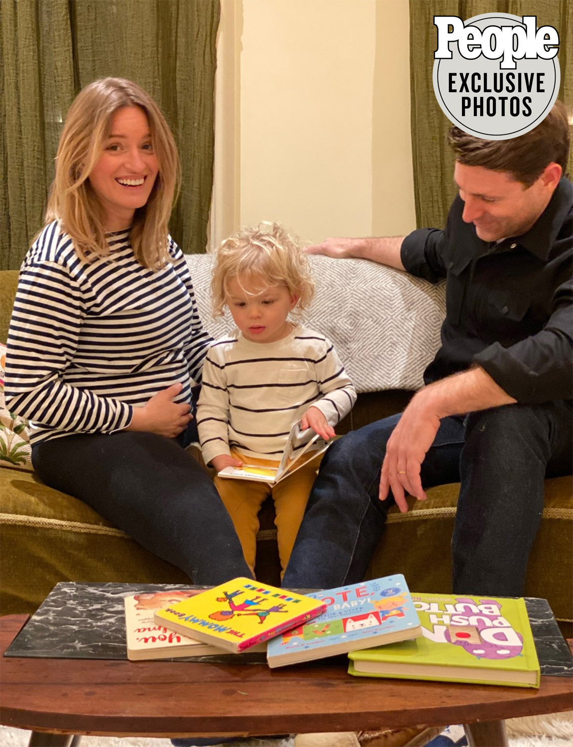 MSNBC Live's Katy Tur and Husband Tony Dokoupil Expecting Second Child Together, a Daughter