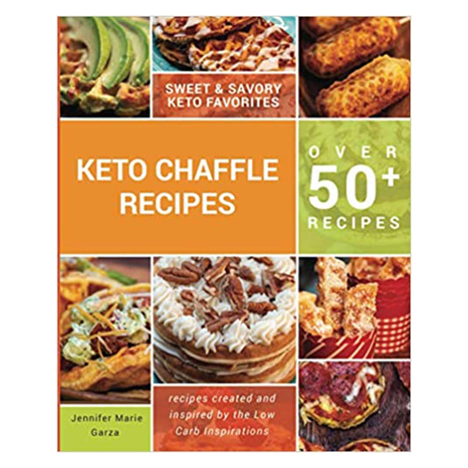 related Waffle Cookbook