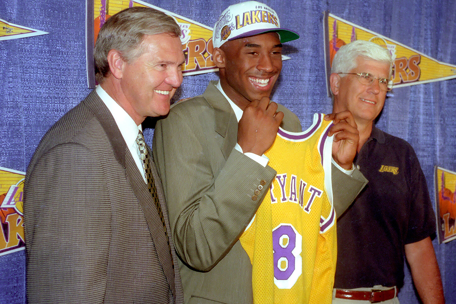 jerry west, kobe bryant