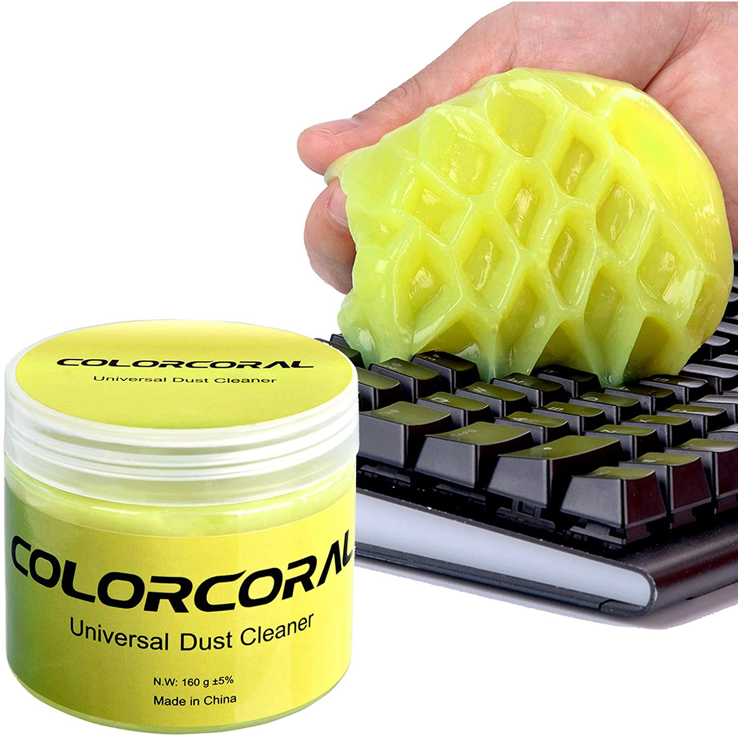 Colorcoral dust cleaner