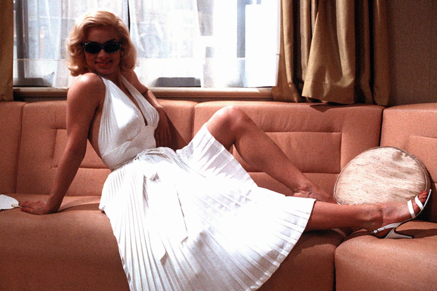 'Insignificance' Films Marilyn Monroe played by Theresa Russell