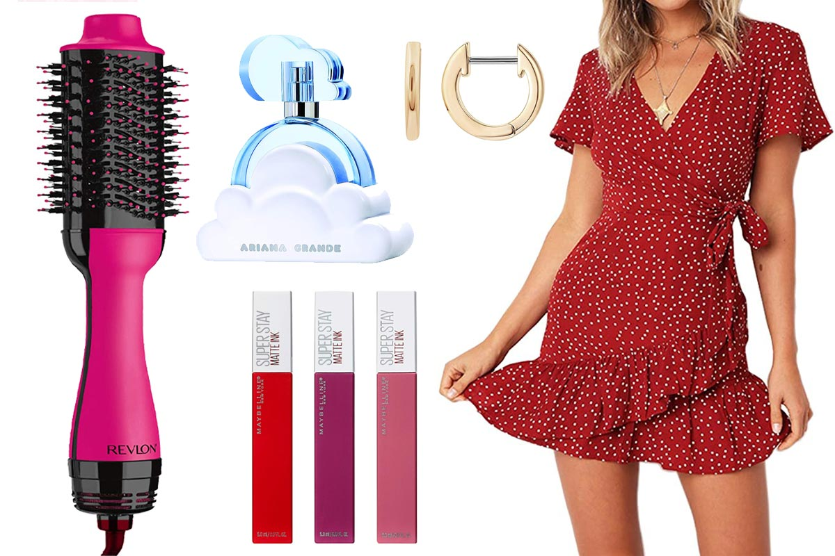 Amazon Valentine Fashion Beauty Gift Guide 2021