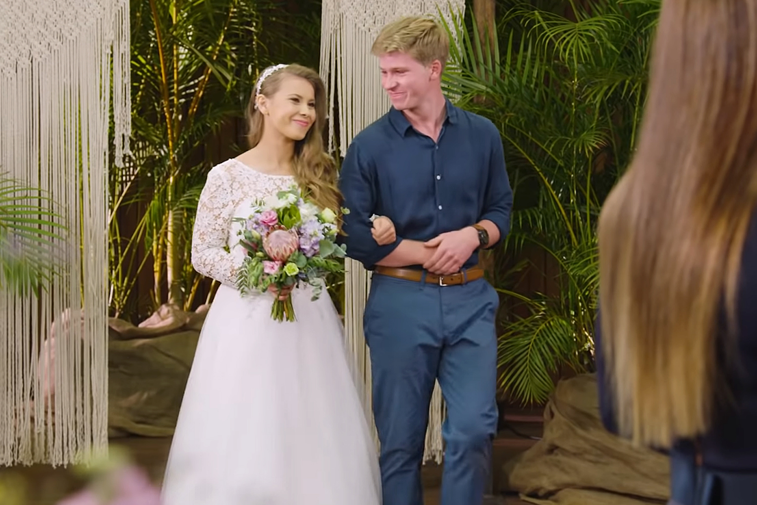 Robert Irwin Says Walking Sister Bindi Down the Aisle Was the 'Most Incredible Moment' of His Life