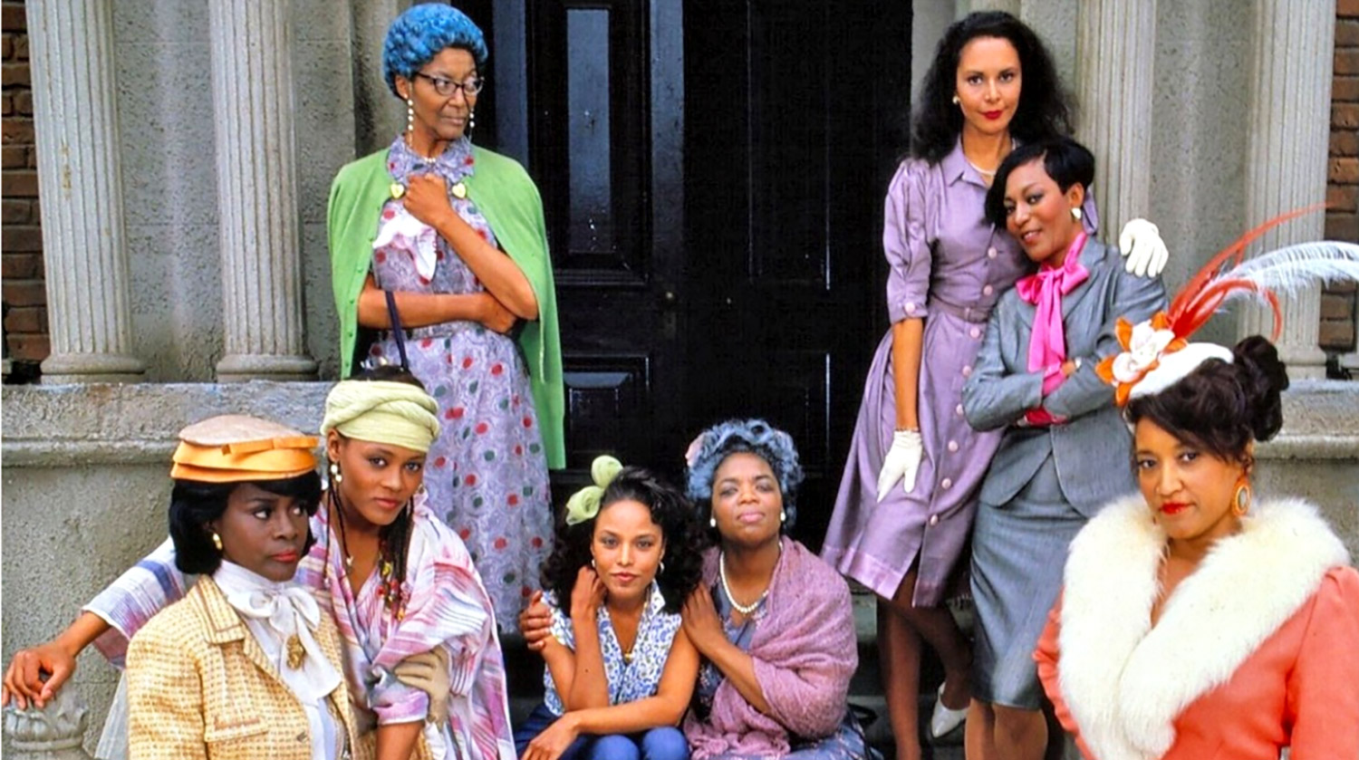 The Women of Brewster Place, 1989