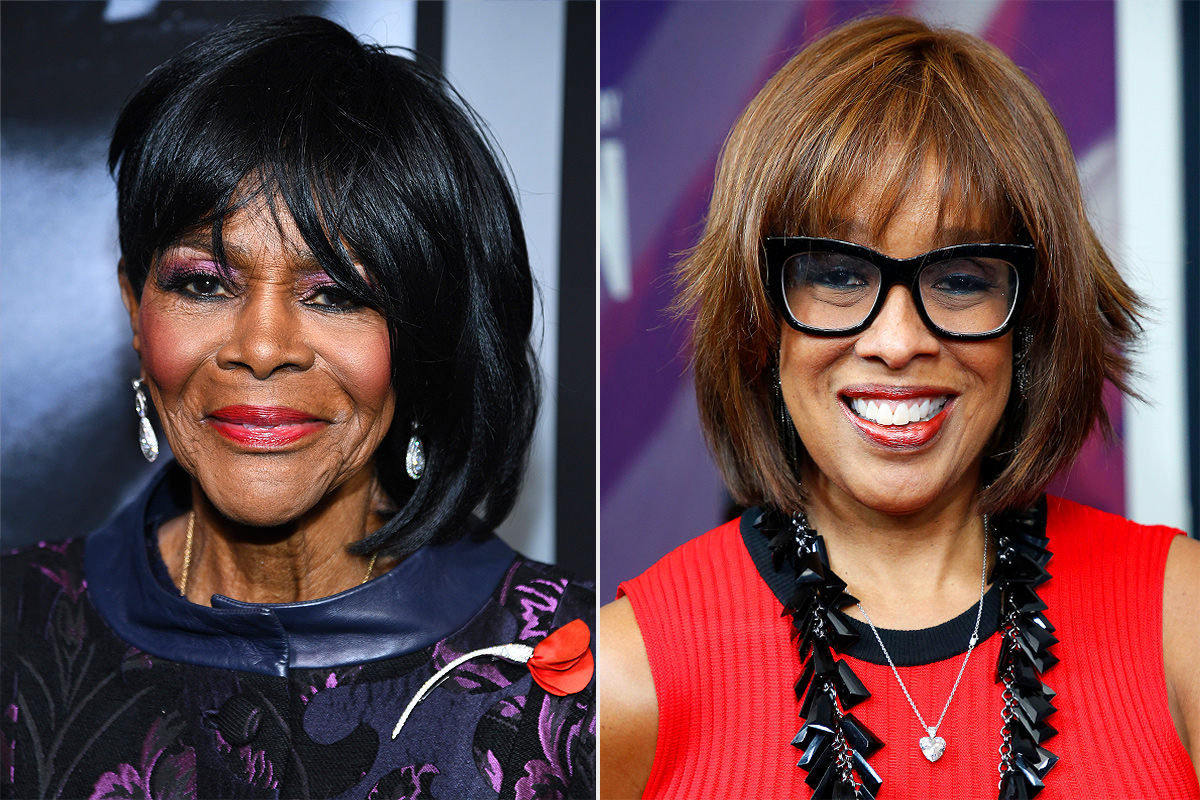 cecily tyson, gayle king