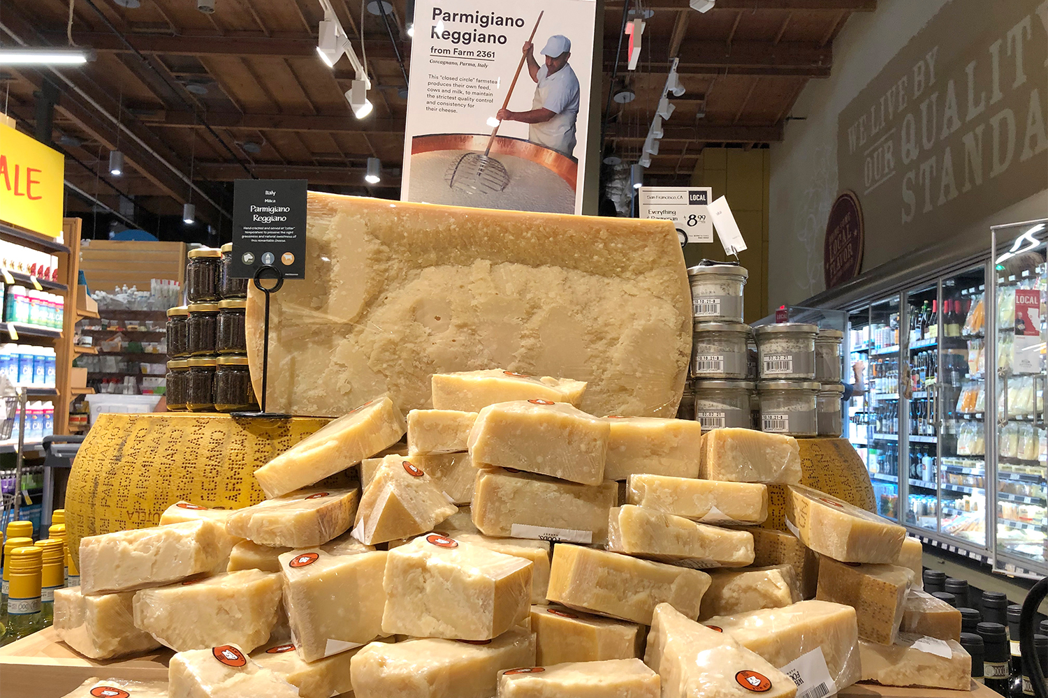 parmesan cheese price spike