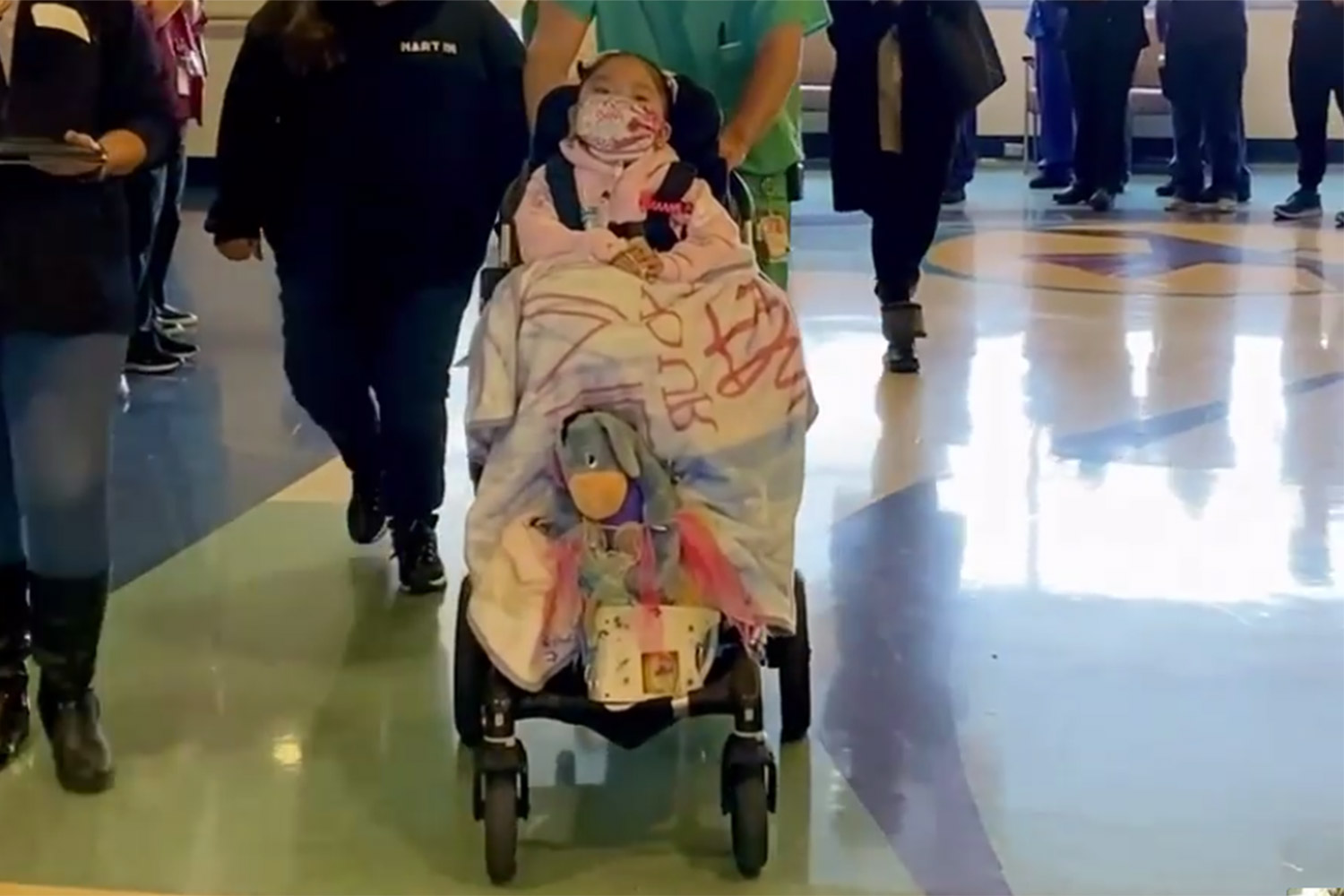 Four-Year-Old Girl in New Mexico Left Paralyzed After Contracting Coronavirus and Developing Spinal Disease