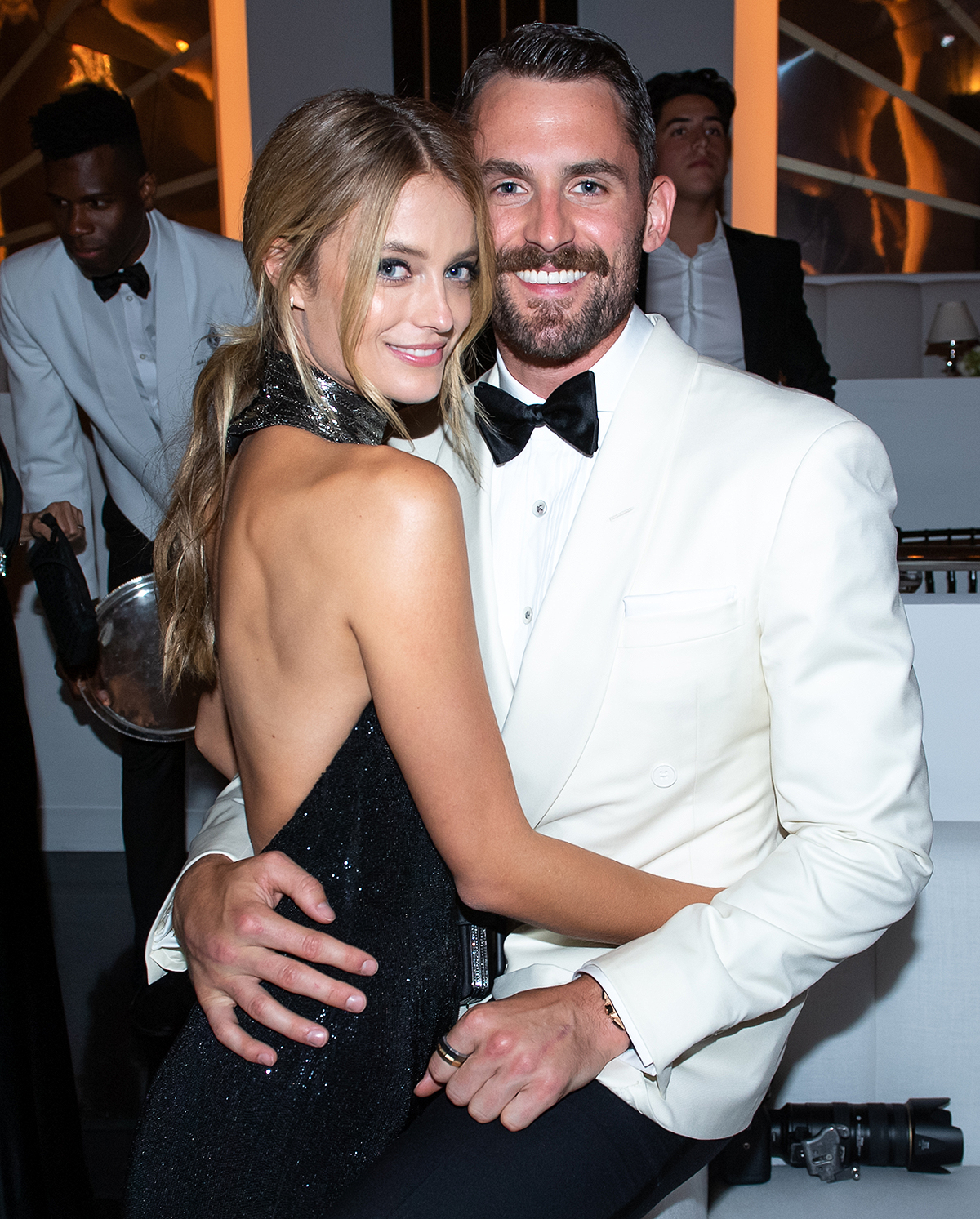 Kate Bock, Kevin Love; Ralph Lauren: FA19 Collection Show