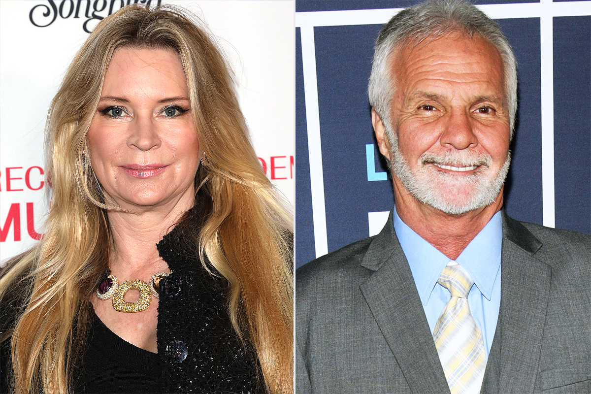 Jackie Siegel and Captain Lee Rosbach
