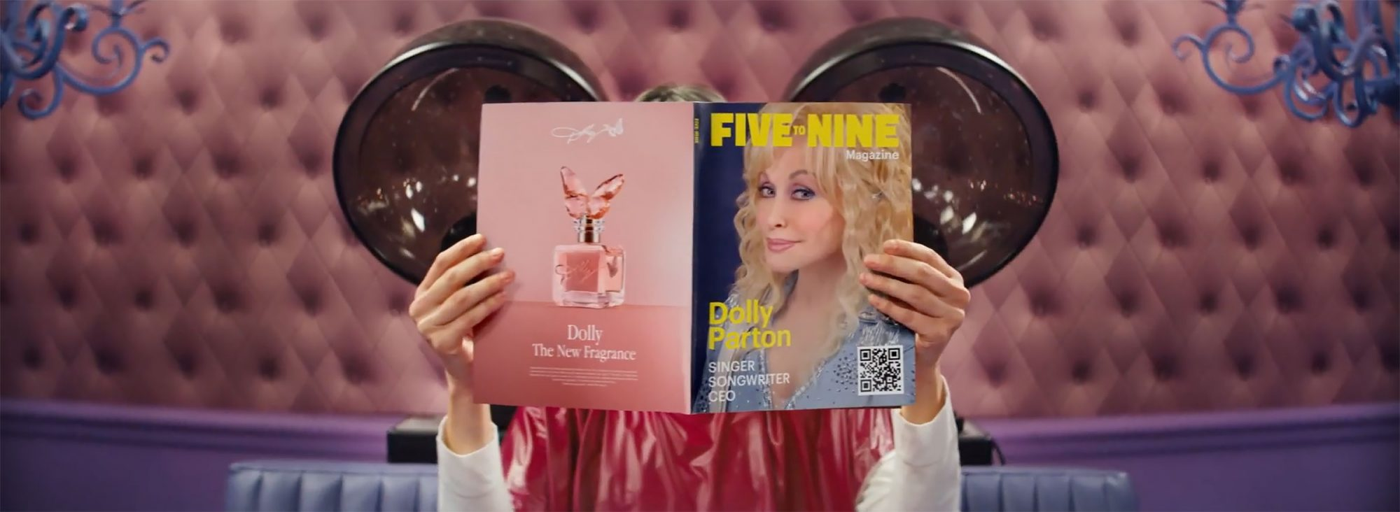 Dolly Parton - 5 to 9 Commercial