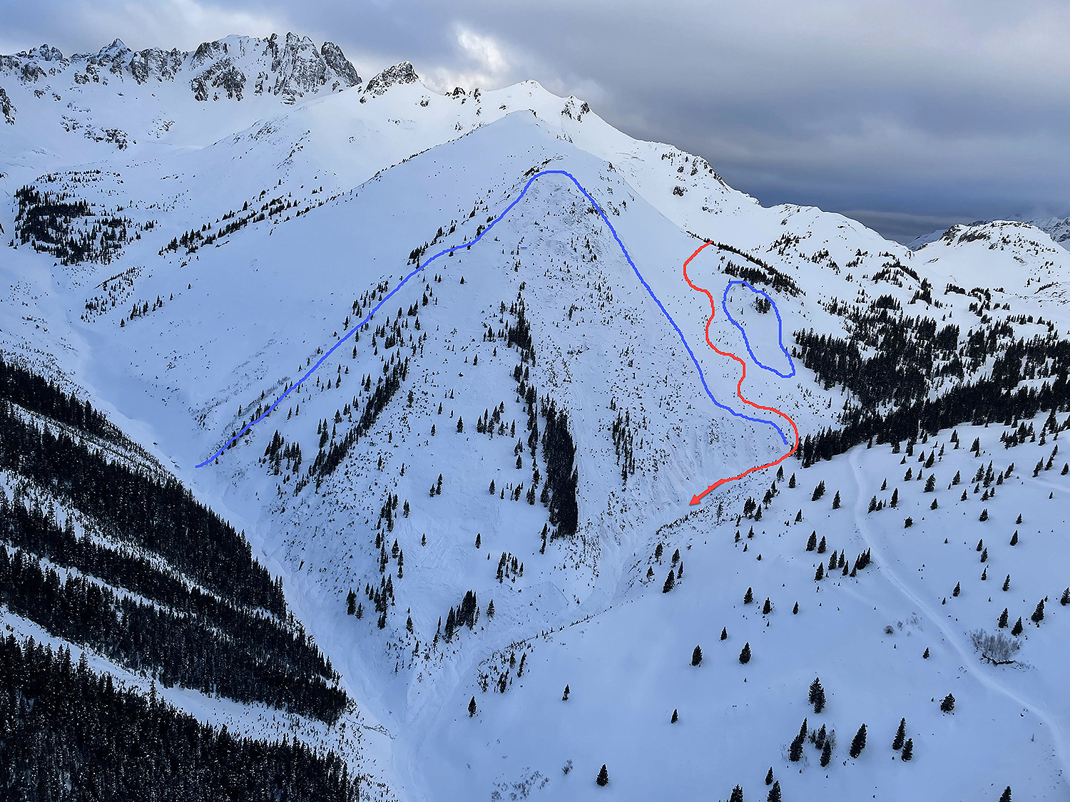 3 Skiers Missing After Getting Caught in Colorado Avalanche