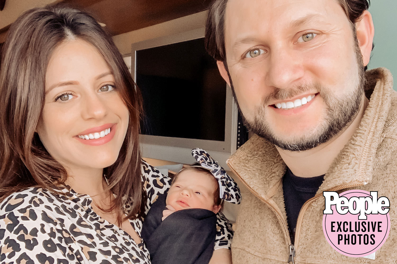Anthony D'Amico and Ashley Petta welcome baby