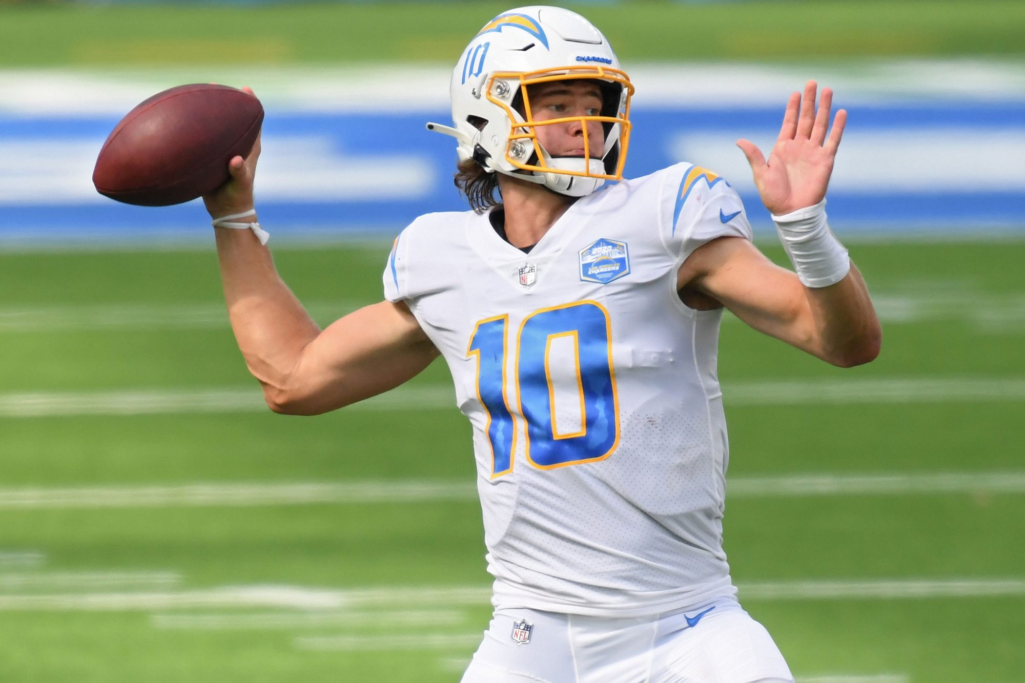 Los Angeles Chargers Justin Herbert