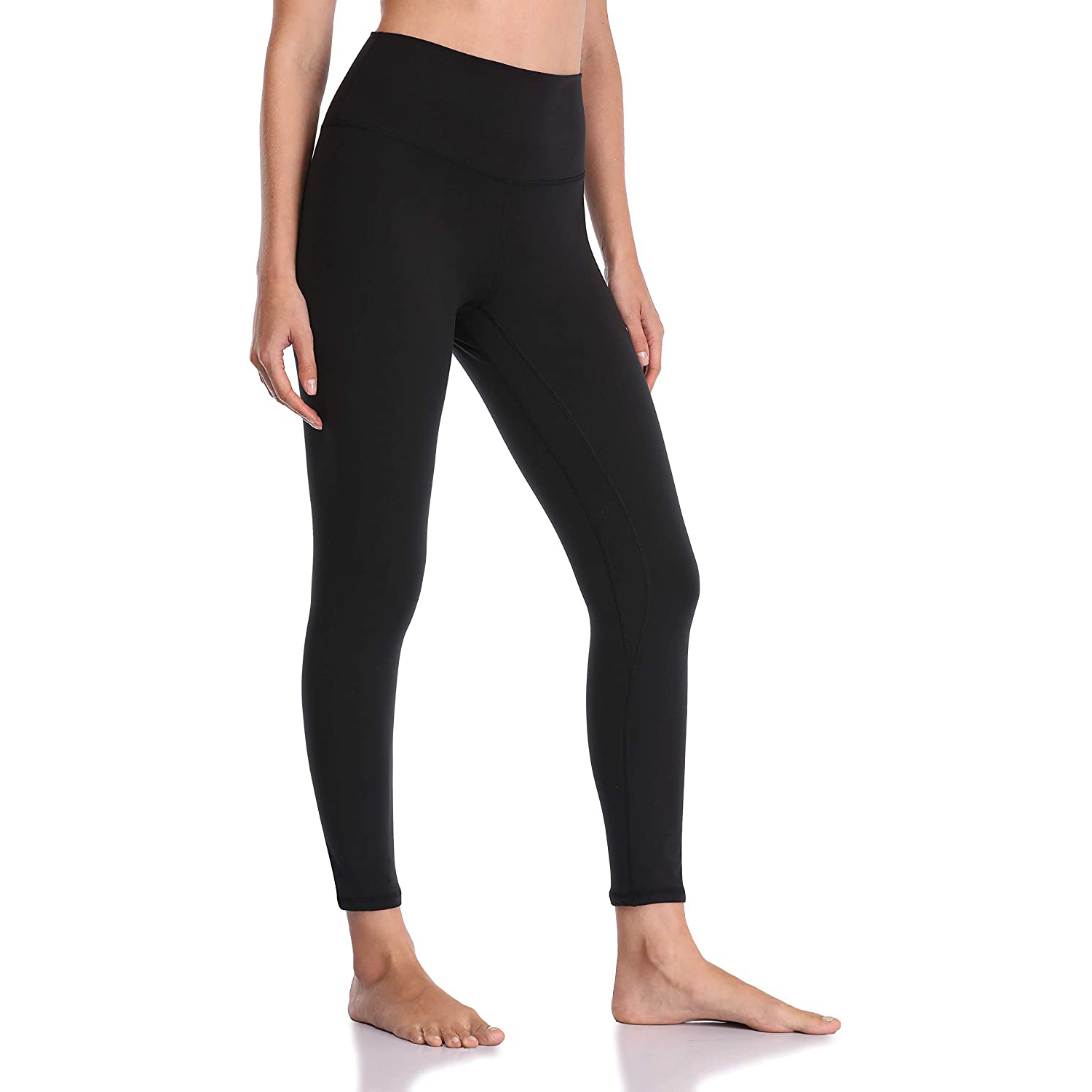 YUNOGA Women's Ultra Soft High Waisted Seamless Leggings