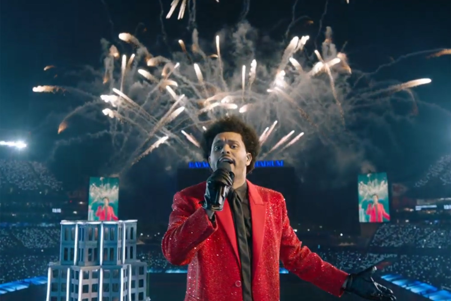 Image result for the weeknd half time