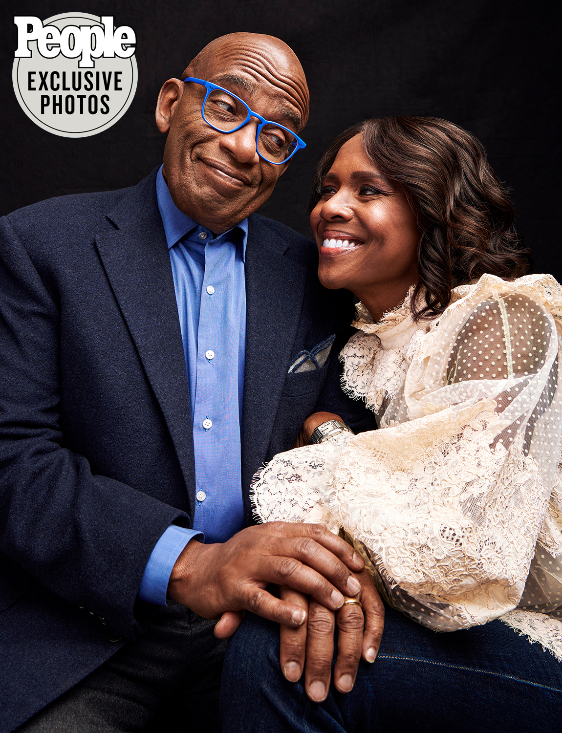 al roker and deborah robert