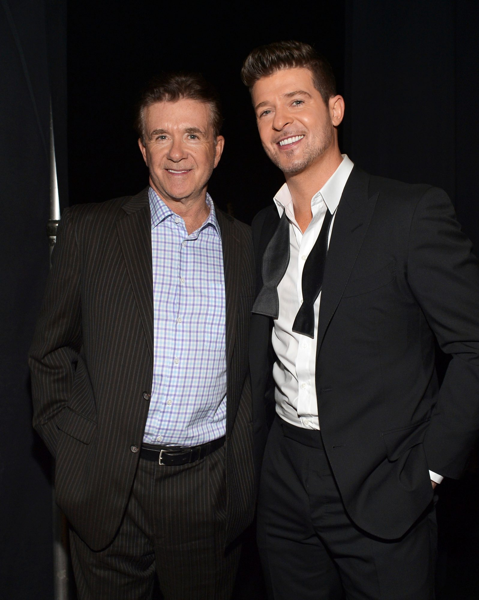 alan and robin thicke