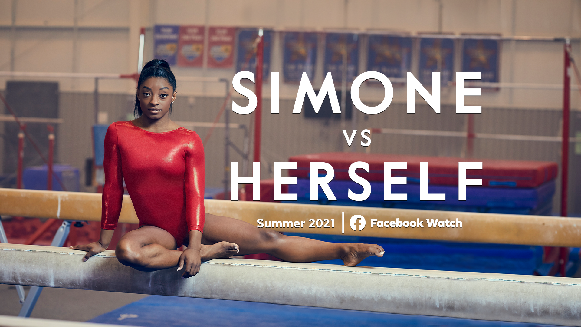Simone Biles Facebook Watch