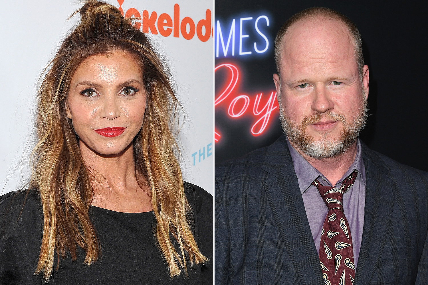 Charisma Carpenter, Joss Whedon