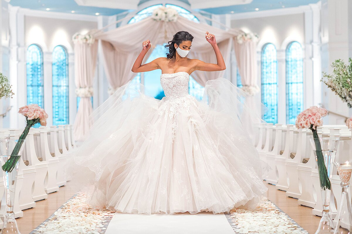 Disney Launches Disney Princess Inspired Wedding Dress Collection ...
