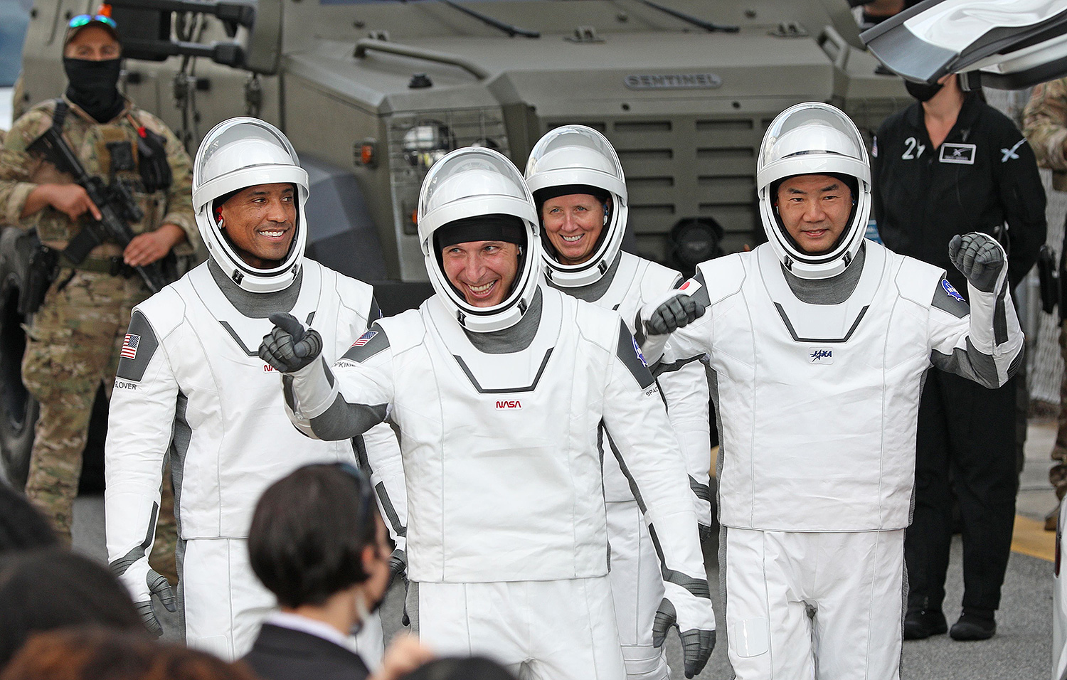 SpaceX Crew