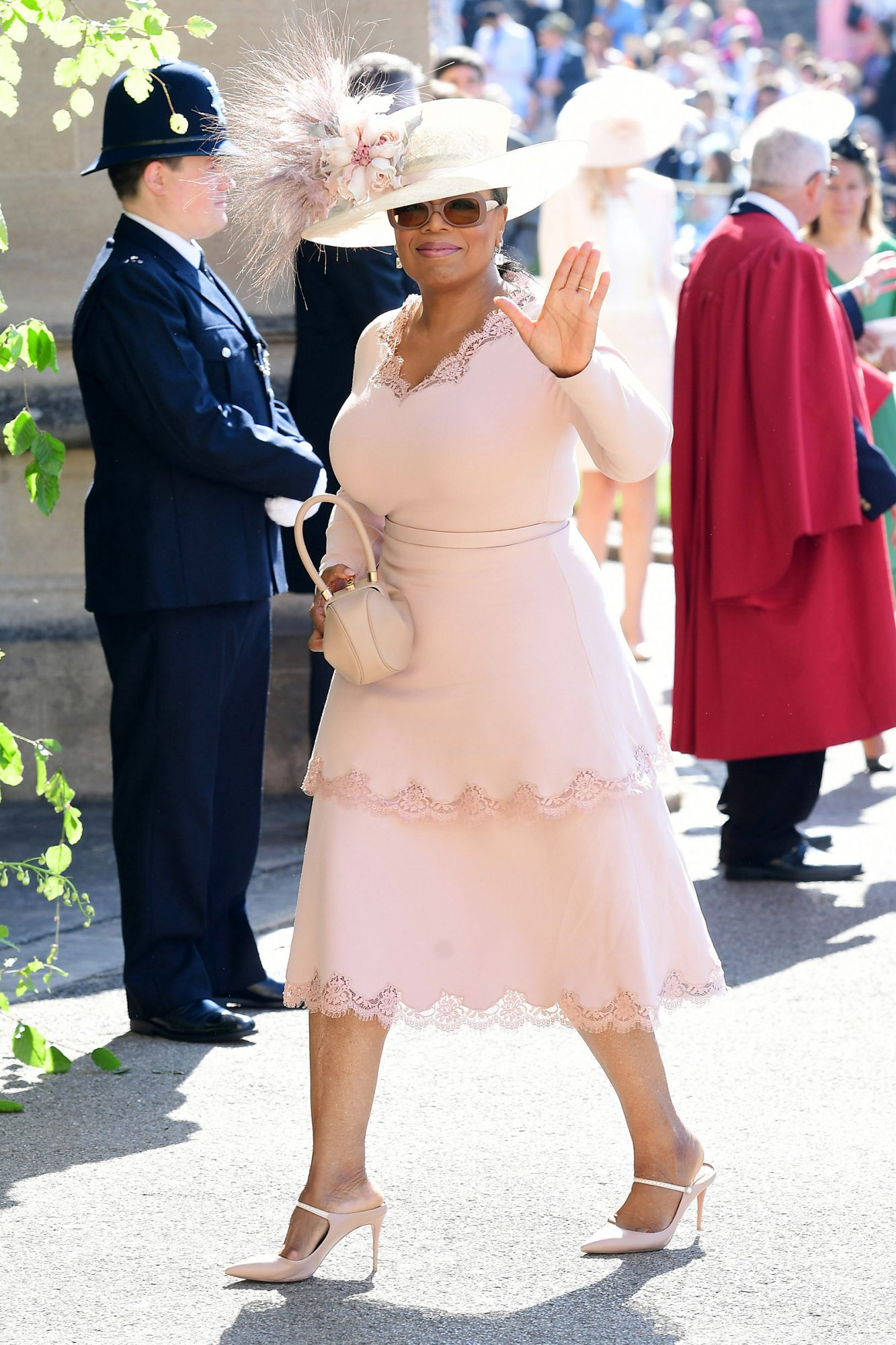 oprah Prince Harry Marries Ms. Meghan Markle - Oprah Winfrey