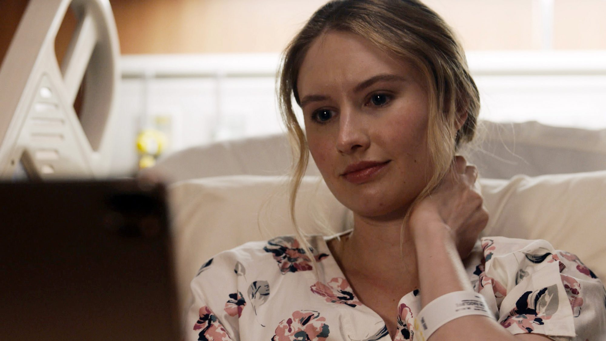 "THIS IS US -- ""In The Room"" Episode 508 -- Pictured in this screen grab: Caitlin Thompson as Madison"