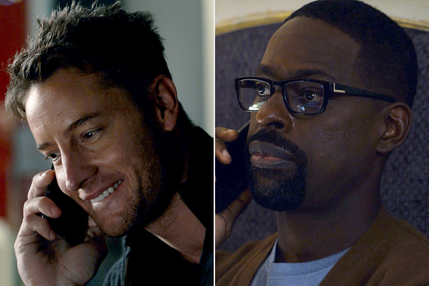 This Is Us, Justin Hartley, Sterling K. Brown