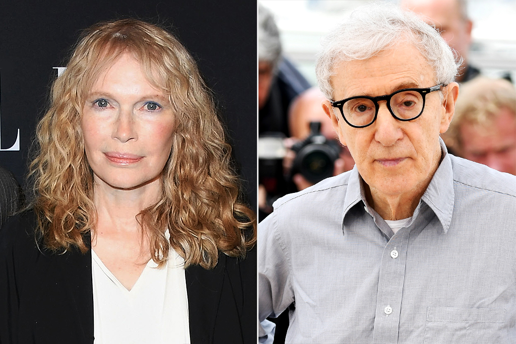 Mia Farrow; Woody Allen