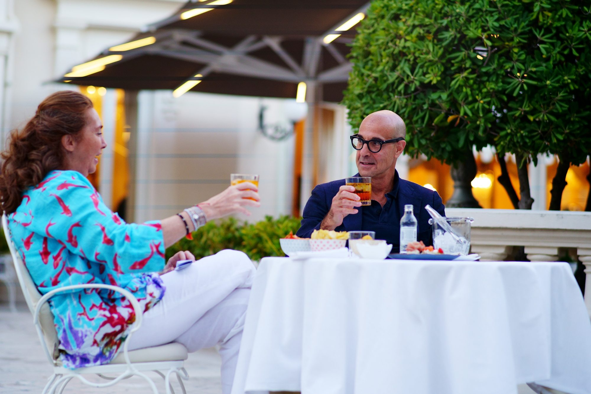 Stanley Tucci Tasting Italy