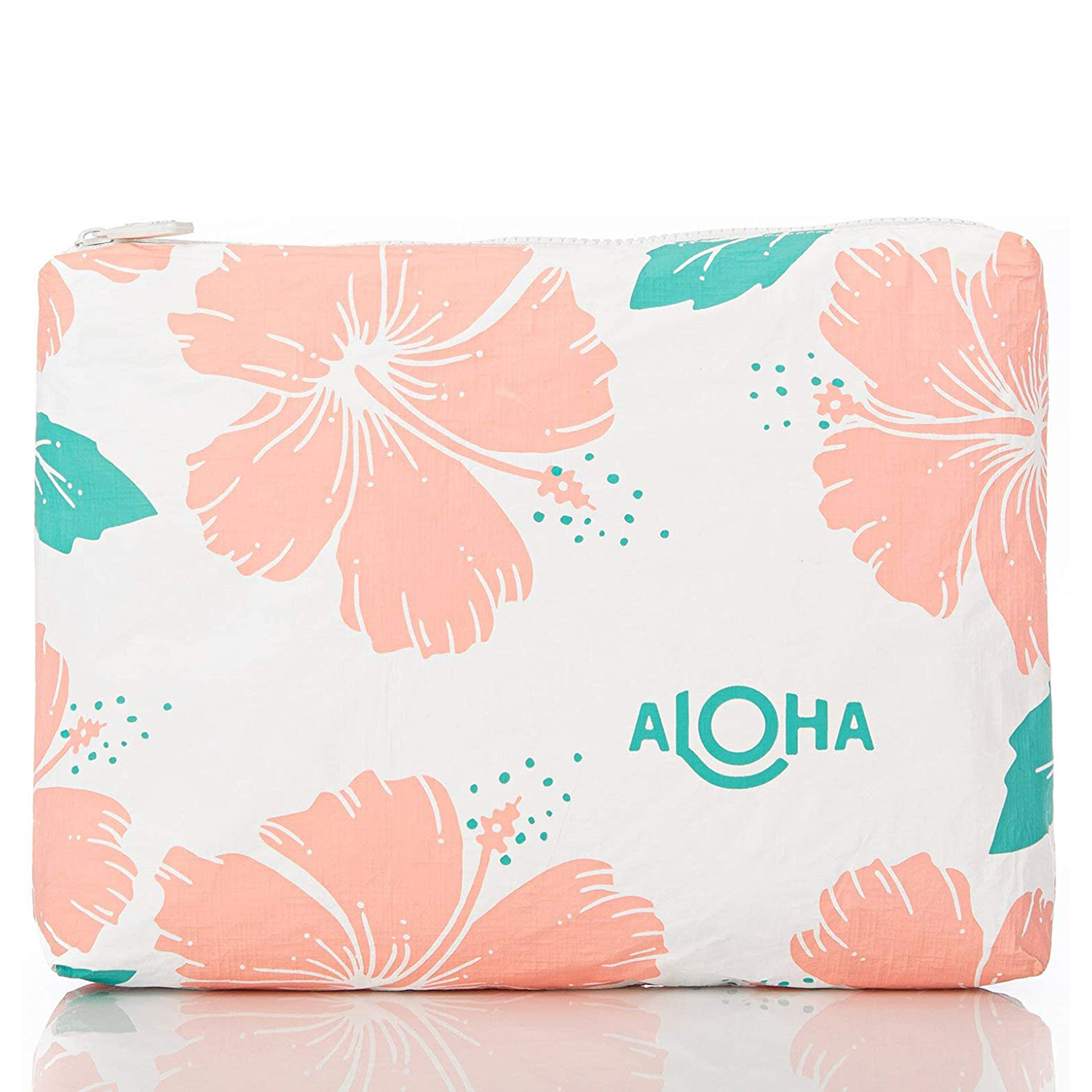 ALOHA Collection Mid Monstera Pouch