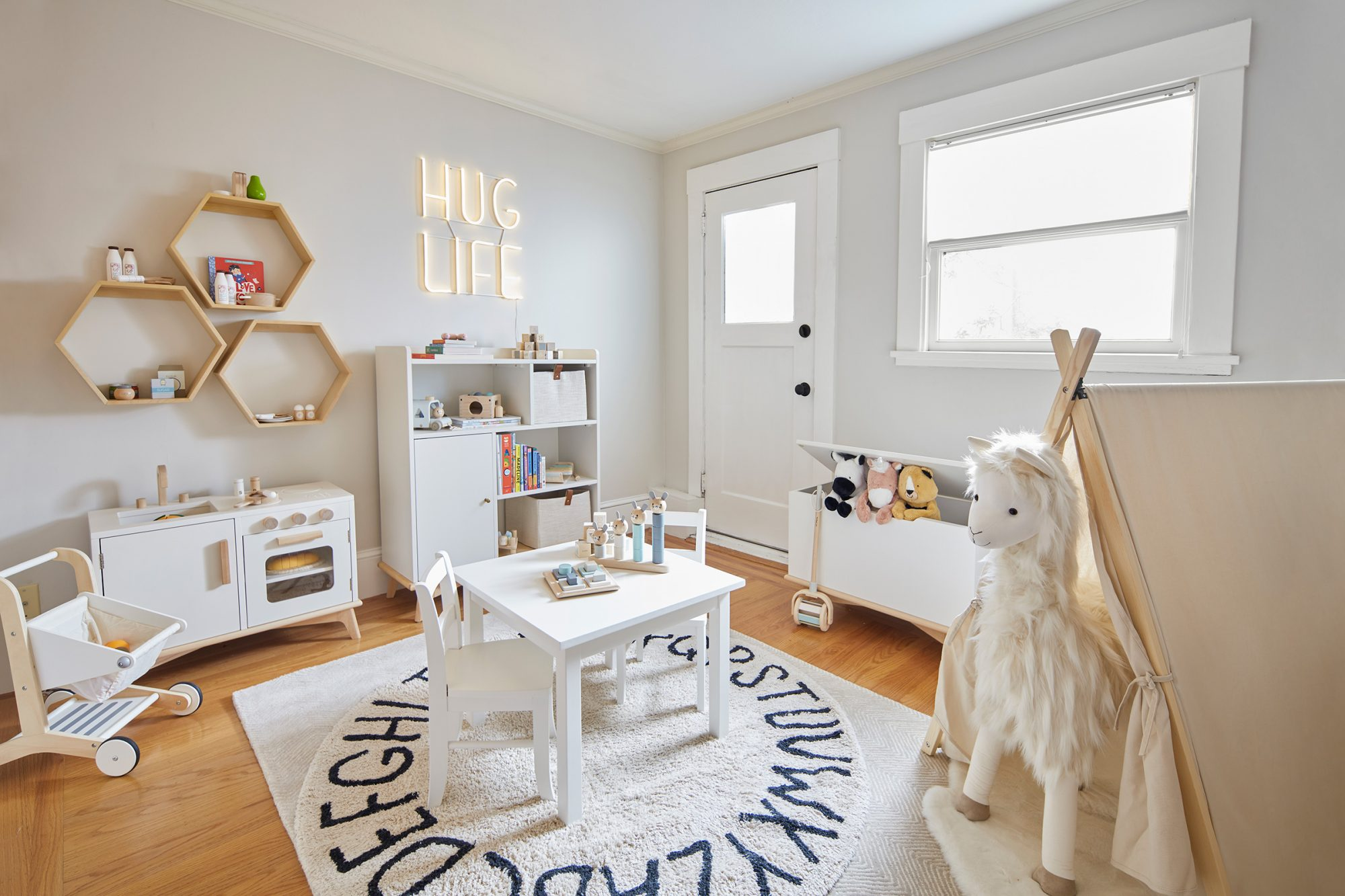 Olympic swimmer Nathan Adrian and his new nursery