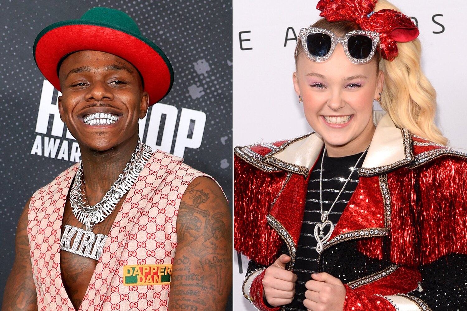 Dababy Explains Jojo Siwa Name Drop On Song Says It Was A Play On Words People Com