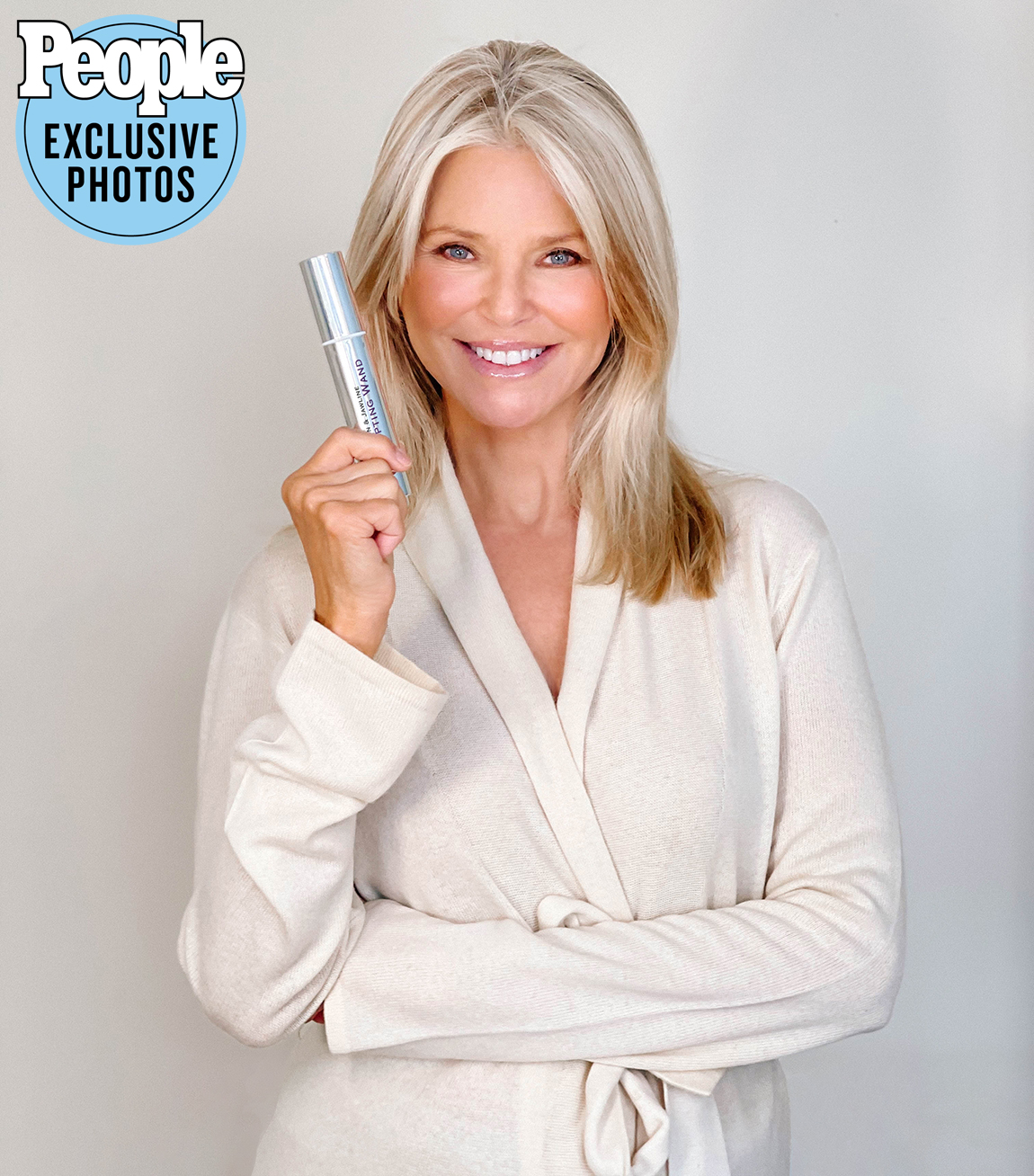 Christie Brinkley's new skincare partnership with SBL