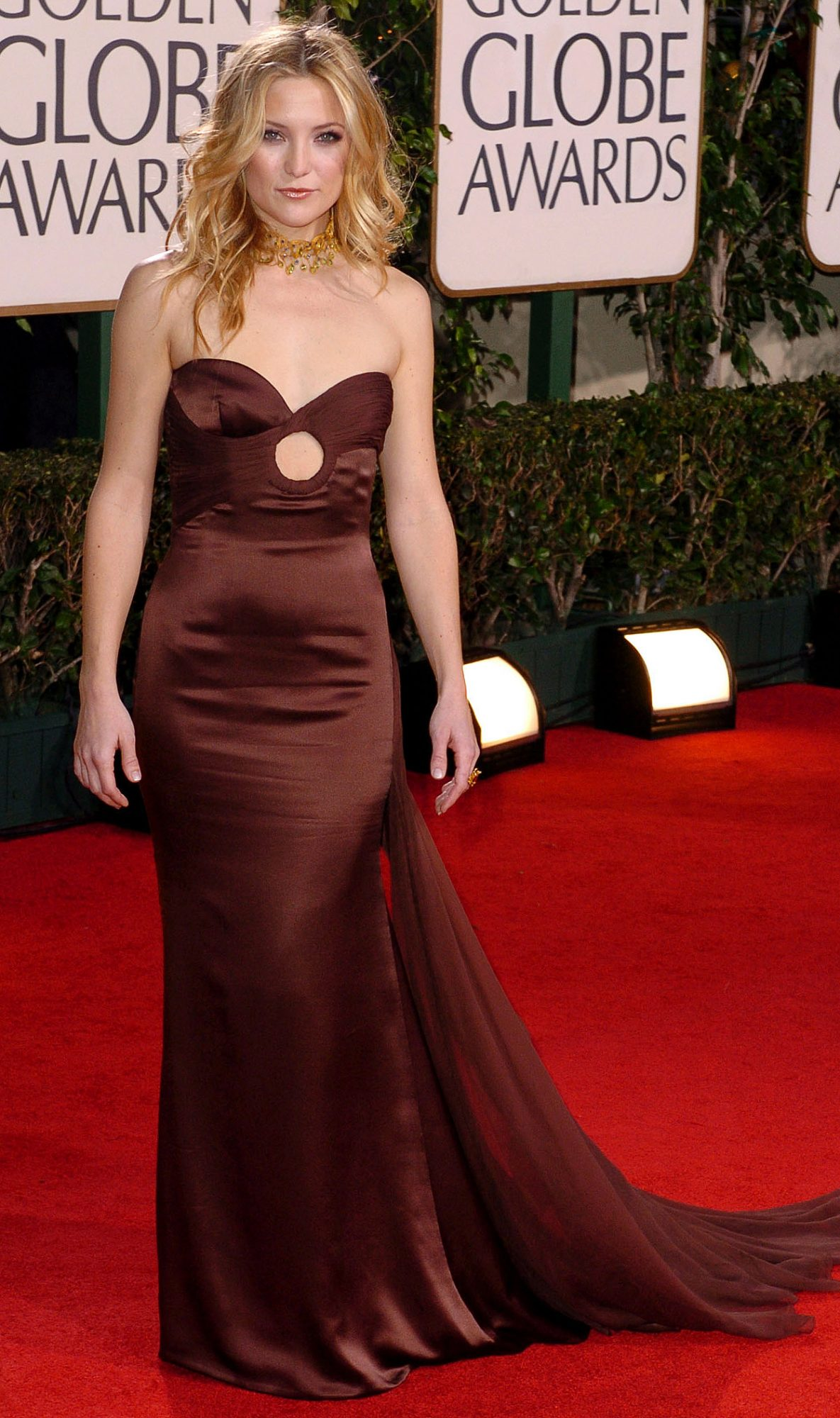 Kate Hudson during The 62nd Annual Golden Globe Awards
