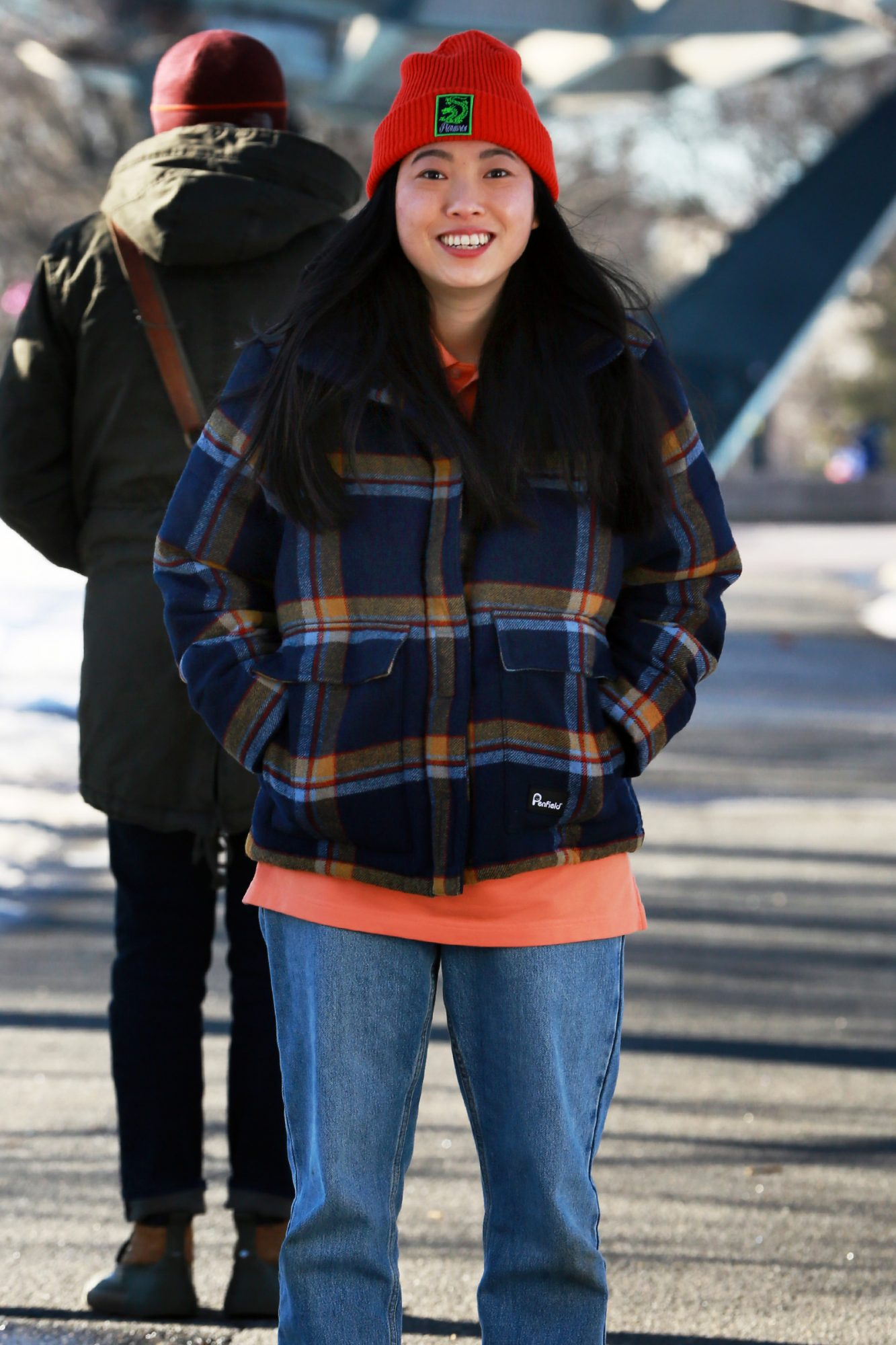 'Awkwafina Is Nora From Queens' Filming Season 2
