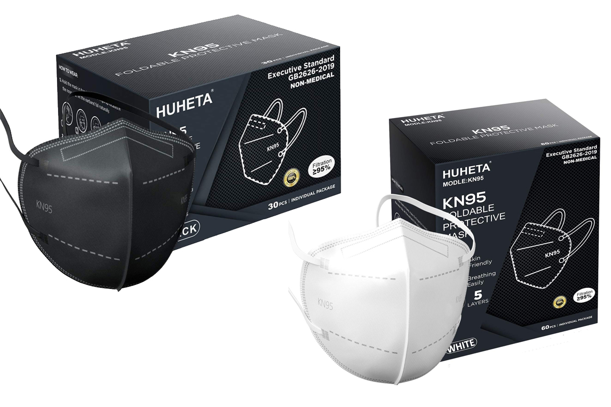 Huheta face masks