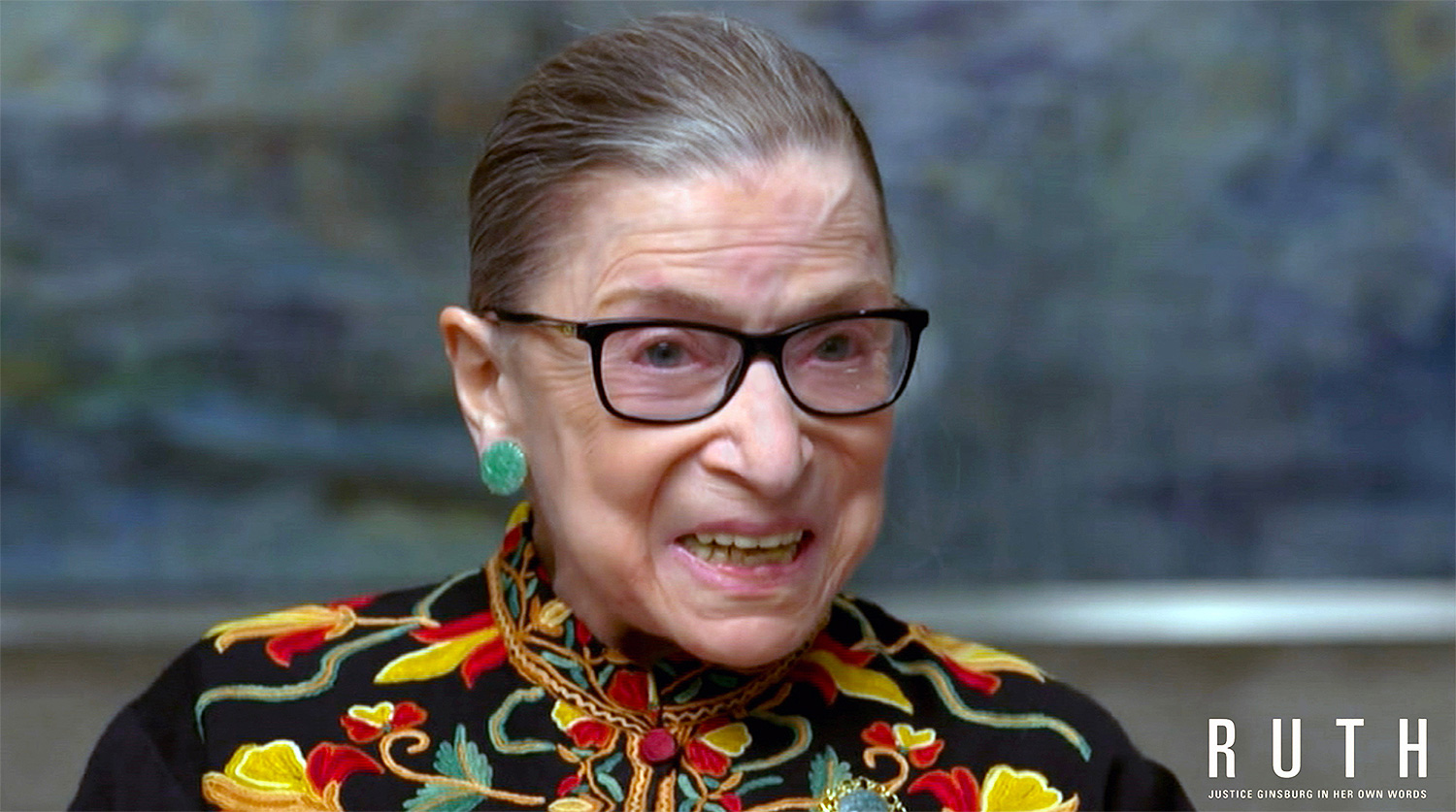 New Documentary Ruth Shows Unseen Footage of RBG's Life