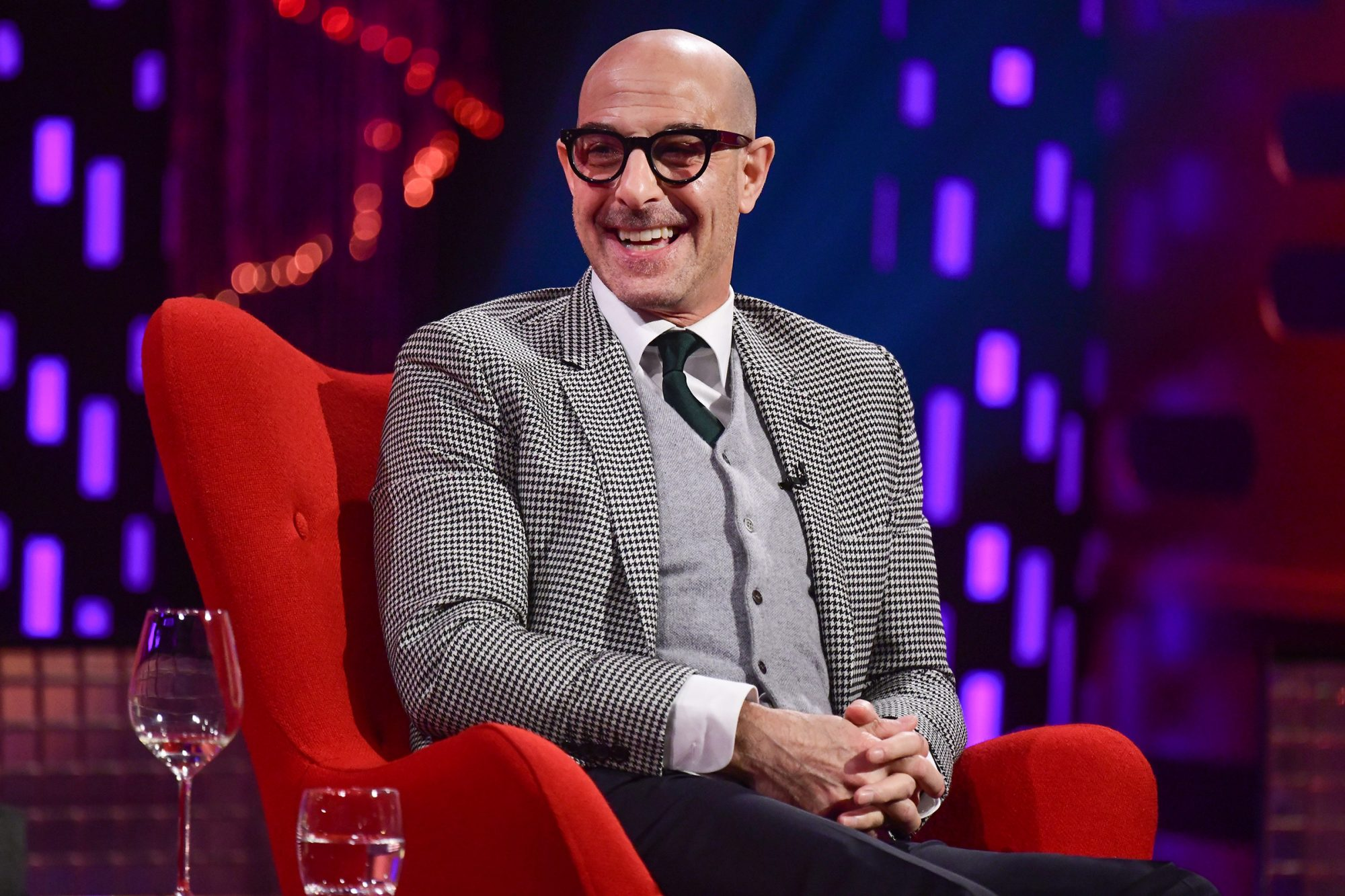 Stanley Tucci on The Graham Norton Show