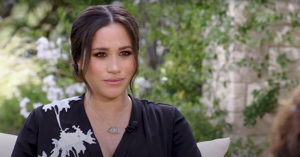 First Look: Meghan Markle, Prince Harry's Interview with Oprah | PEOPLE.com
