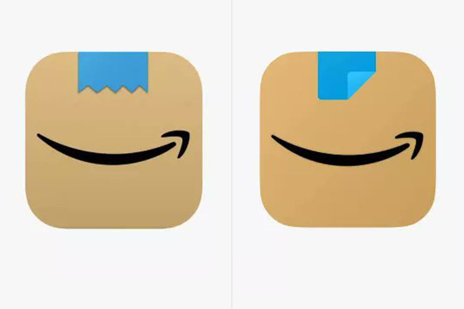Amazon logo design