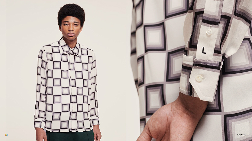 LACOSTE x RICKY REGAL Introducing Ricky Regal by Bruno Mars