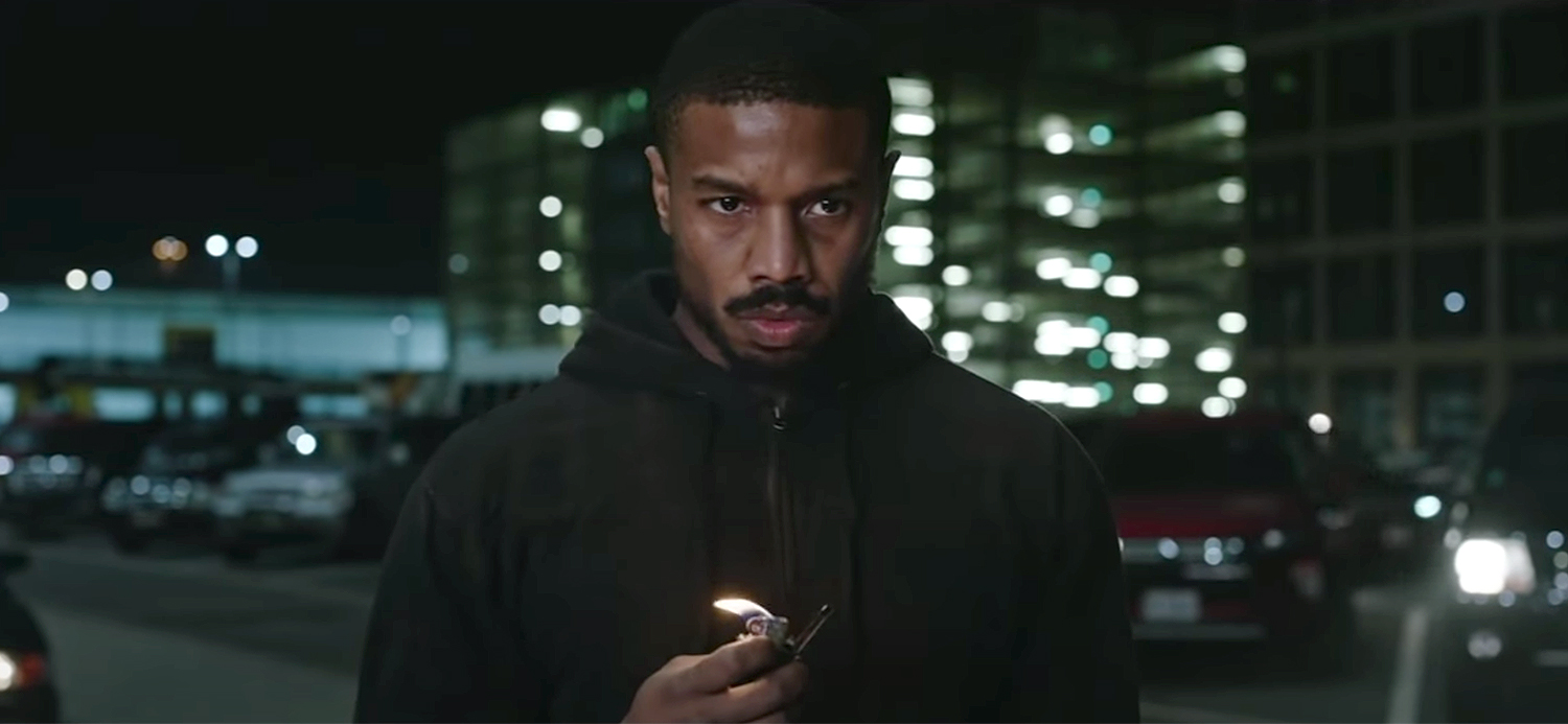 Michael B. Jordan in Without Remorse
