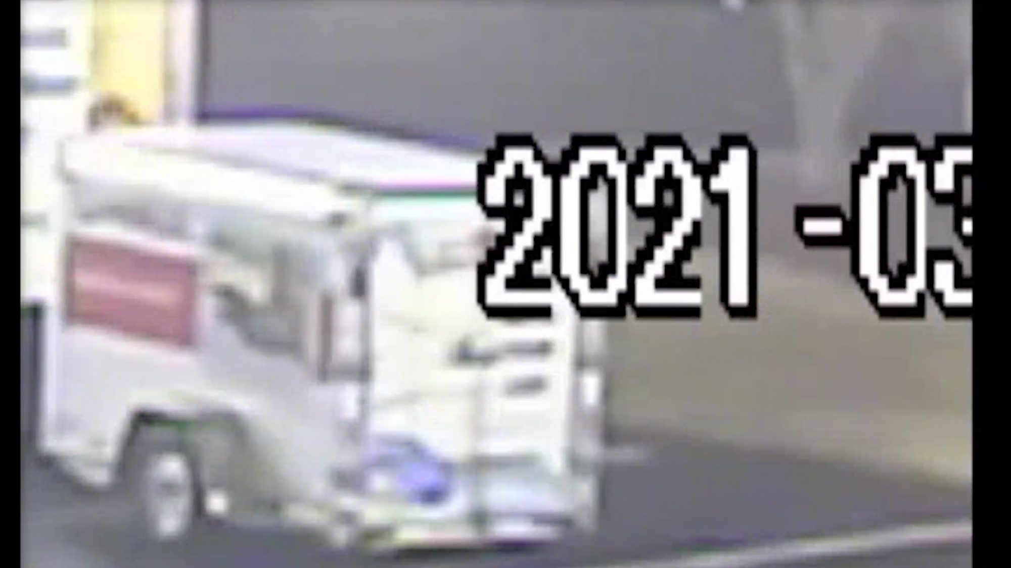 On March 3, 2021, the victim's Uhaul containing all of his belongings was stolen