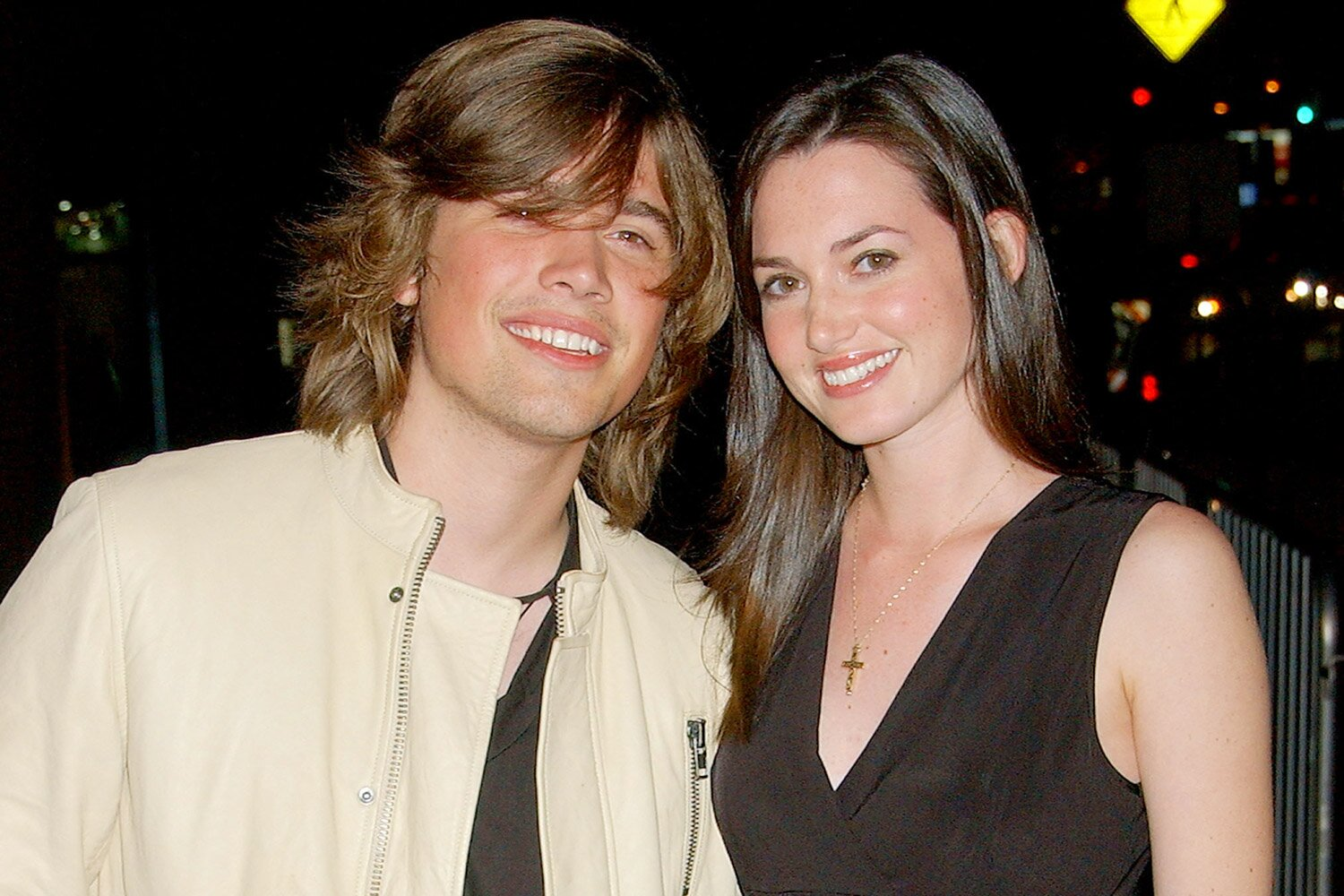 Zac Hanson and wife Kate