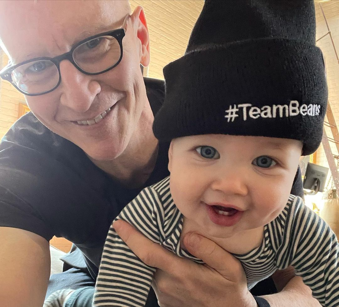 anderson cooper and son