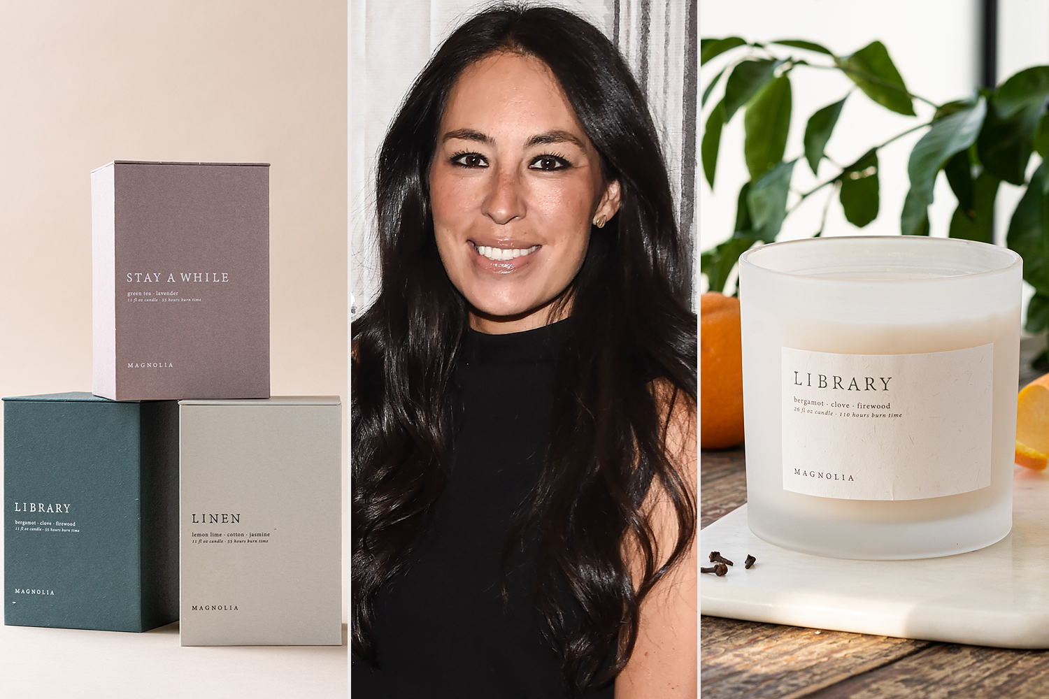 Joanna Gaines candles