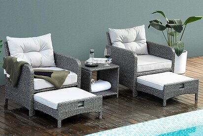 The Best Outdoor Furniture On Amazon For 2021 People Com